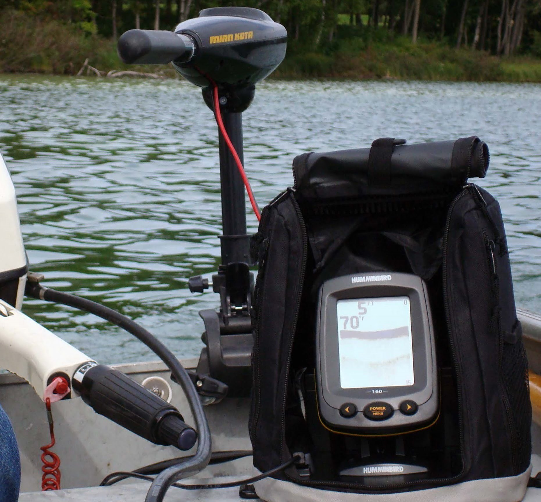 the best portable fish finder reviews online | wireless, Fish Finder